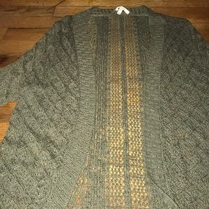Maurices Cocoon Cardigan